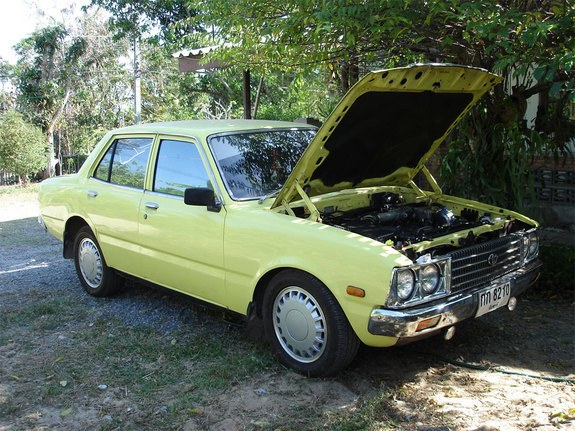 1977 Toyota Corona Photos  Informations  Articles