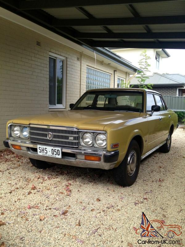 1977 Toyota Crown #14