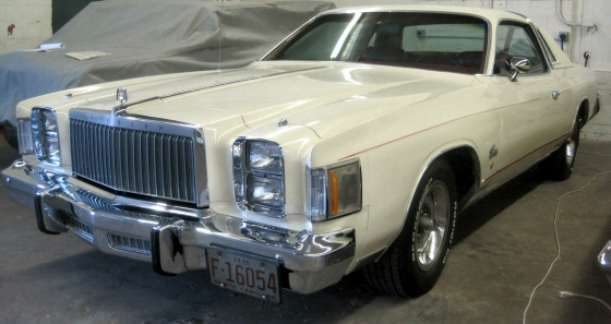 1979 Chrysler Cordoba #13
