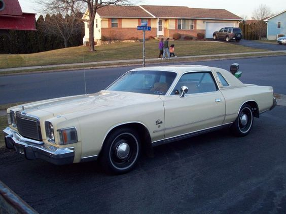 1978 Chrysler Cordoba #19