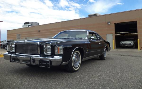 1978 Chrysler Cordoba #17