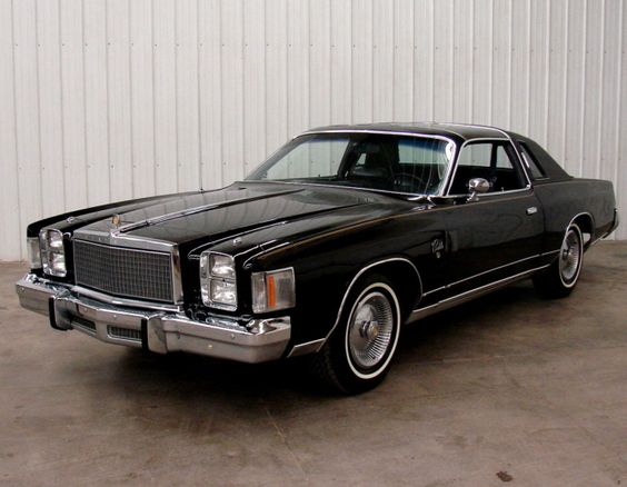 1978 Chrysler Cordoba #18