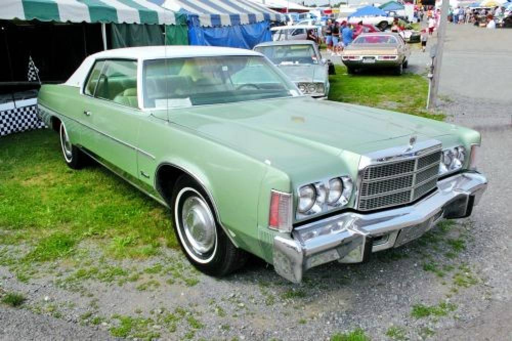 1978 Chrysler Newport #21