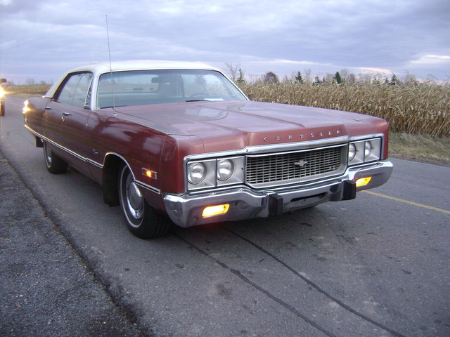 1978 Chrysler Newport #22