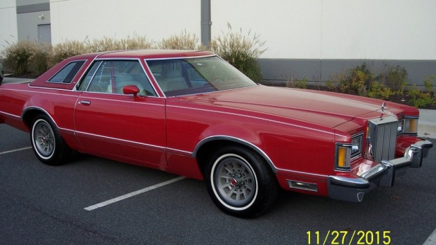 1978 Ford Cougar #25