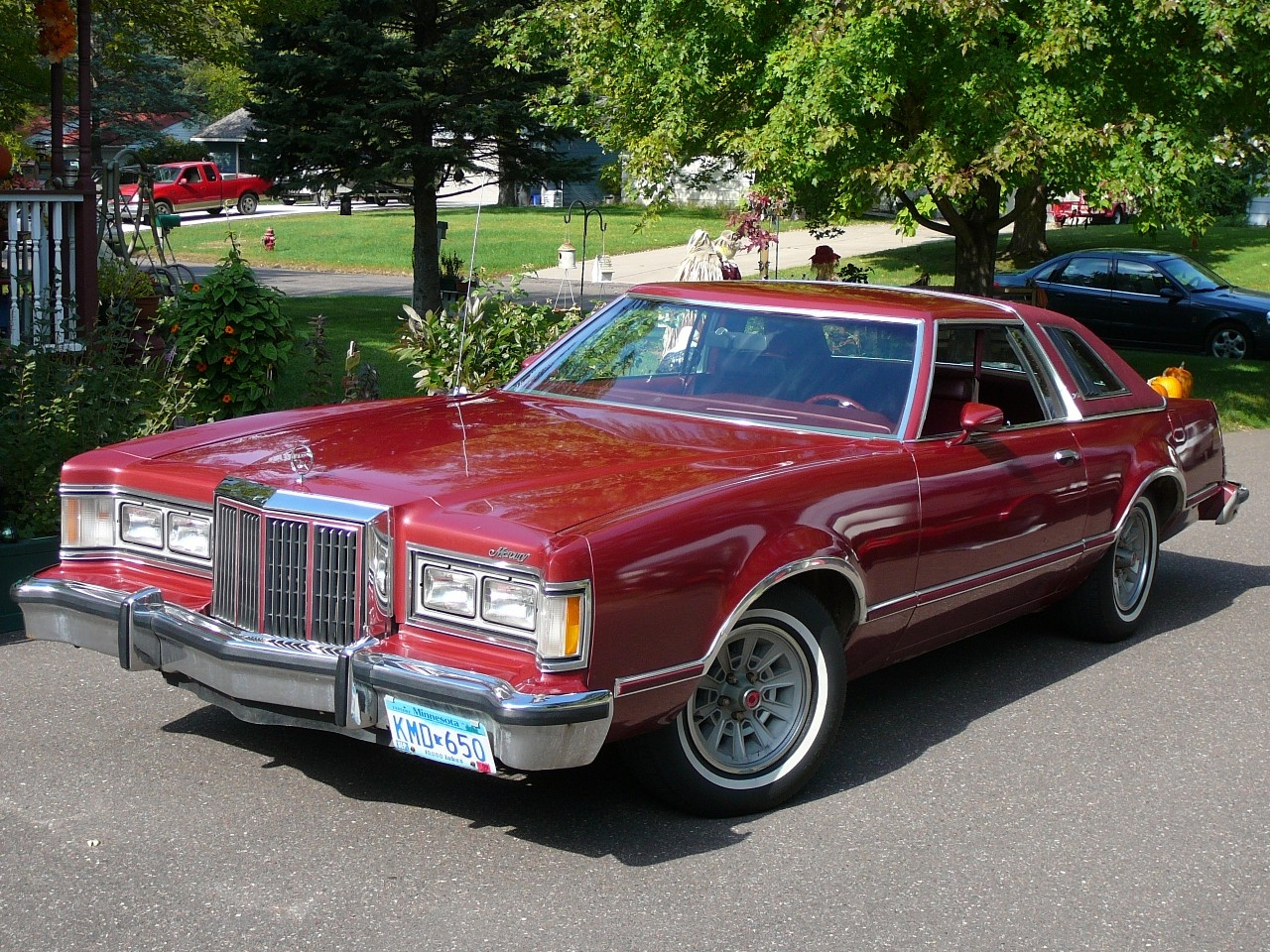 1978 Ford Cougar #21