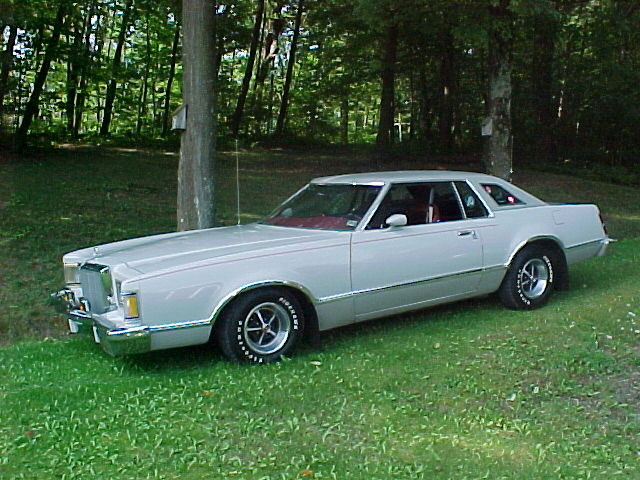 1978 Ford Cougar #20