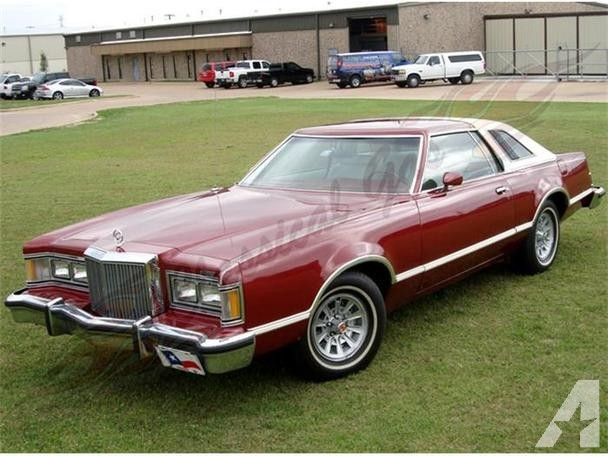 1978 Ford Cougar #26