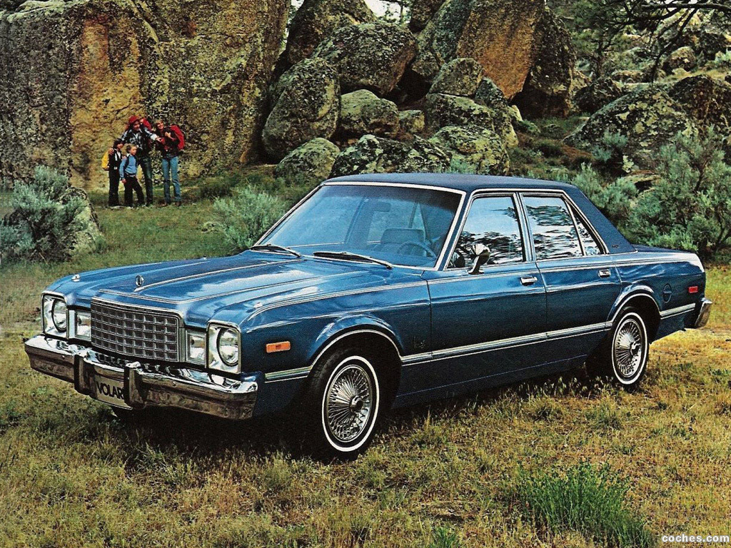 1978 Plymouth Volare #20