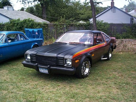 1978 Plymouth Volare #23