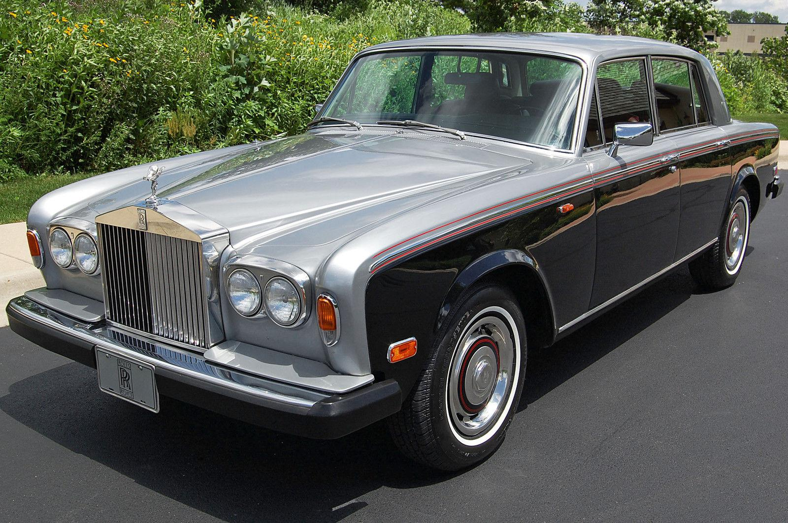 1978 Rolls royce Silver Shadow #18