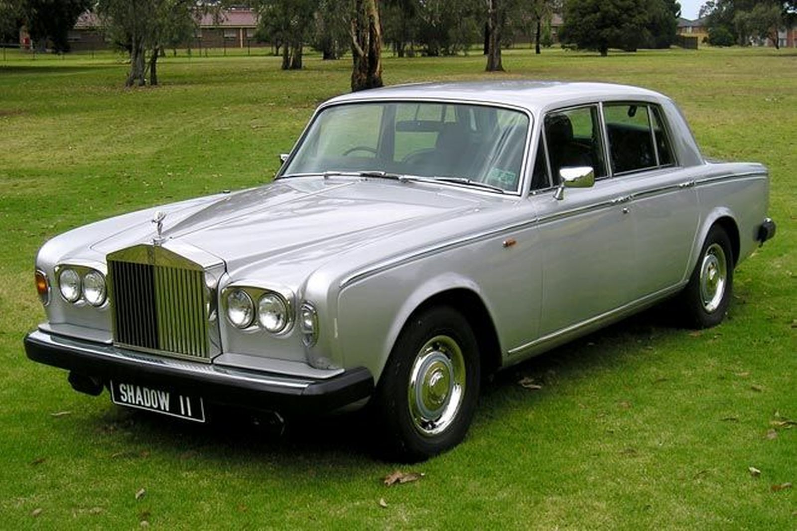 1978 Rolls royce Silver Shadow #17
