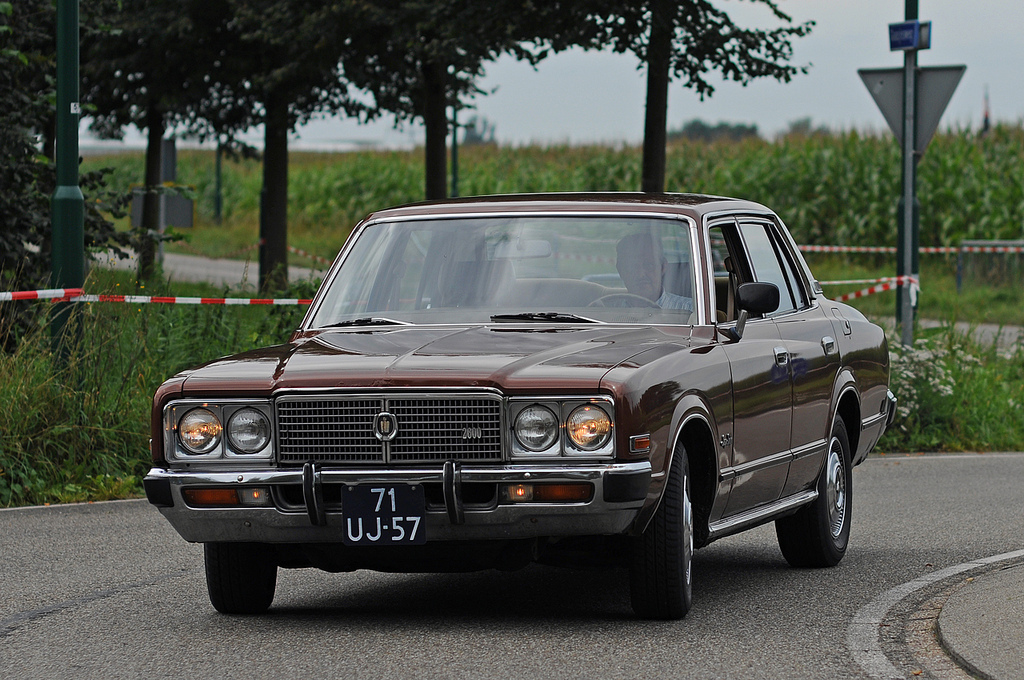 1978 Toyota Crown #22