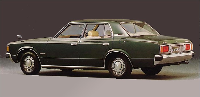 1978 Toyota Crown #25