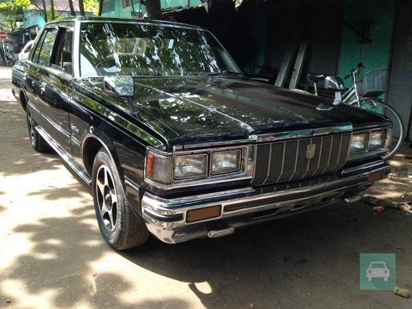1978 Toyota Crown #23