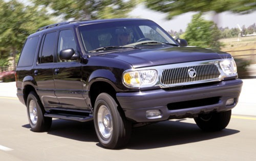 1999 Mercury Mountaineer #14
