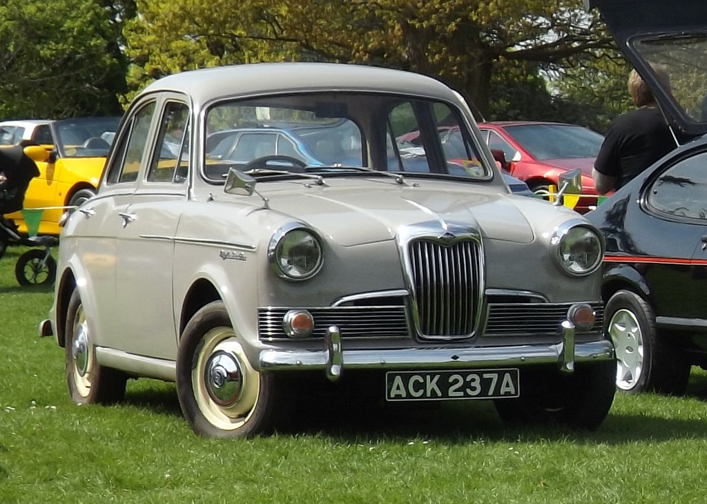 1964 Riley One-Point-Five #5