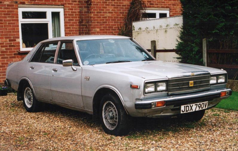1979 Datsun Laurel #16