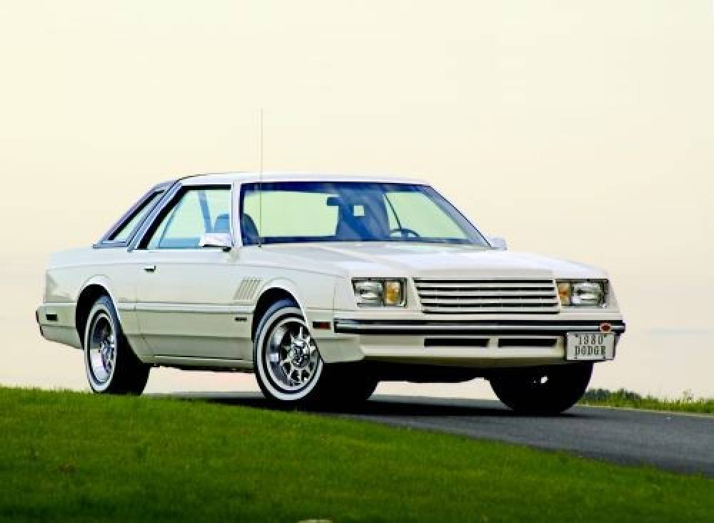 1979 Dodge Mirada Photos Informations Articles