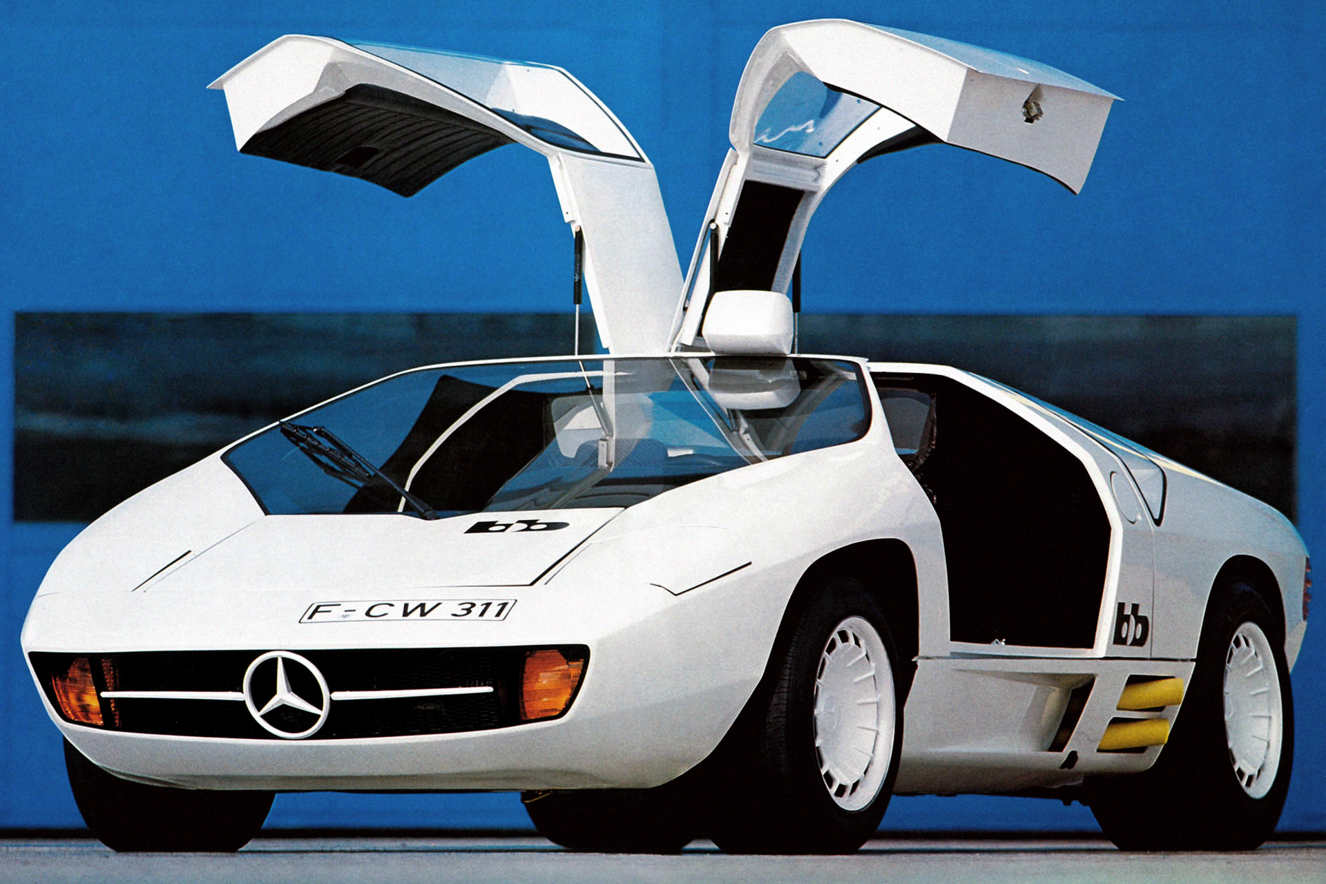 1979 Mercedes-Benz CW #19