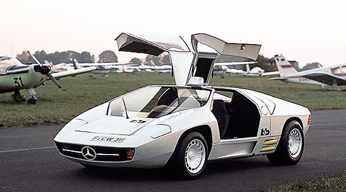 1979 Mercedes-Benz CW #20