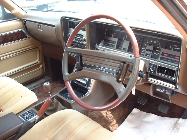 1979 Nissan Laurel #19