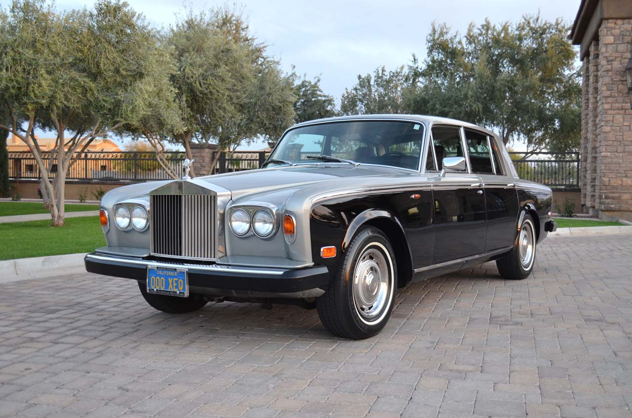 1979 rolls royce silver shadow photos informations articles. Black Bedroom Furniture Sets. Home Design Ideas