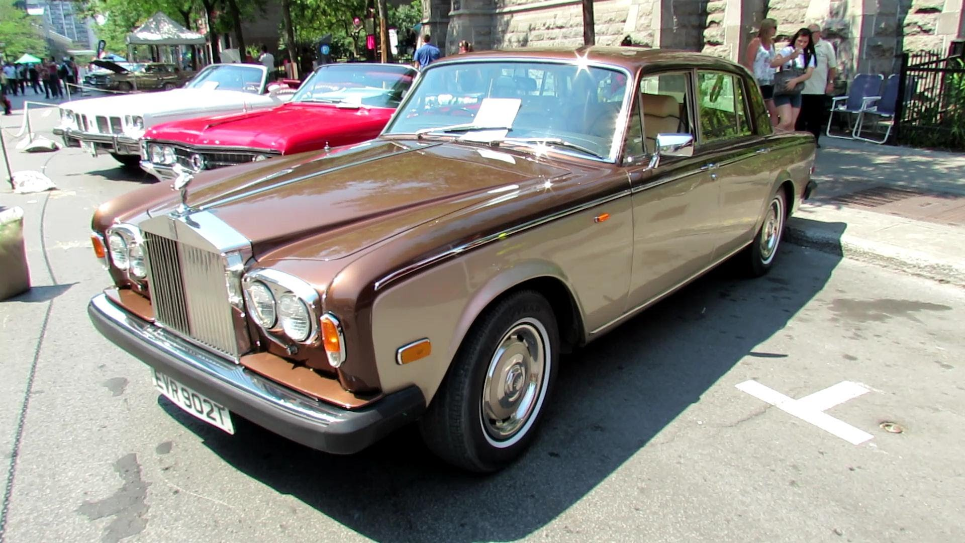 1979 Rolls Royce Silver Shadow #18
