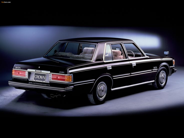 1979 Toyota Crown #19