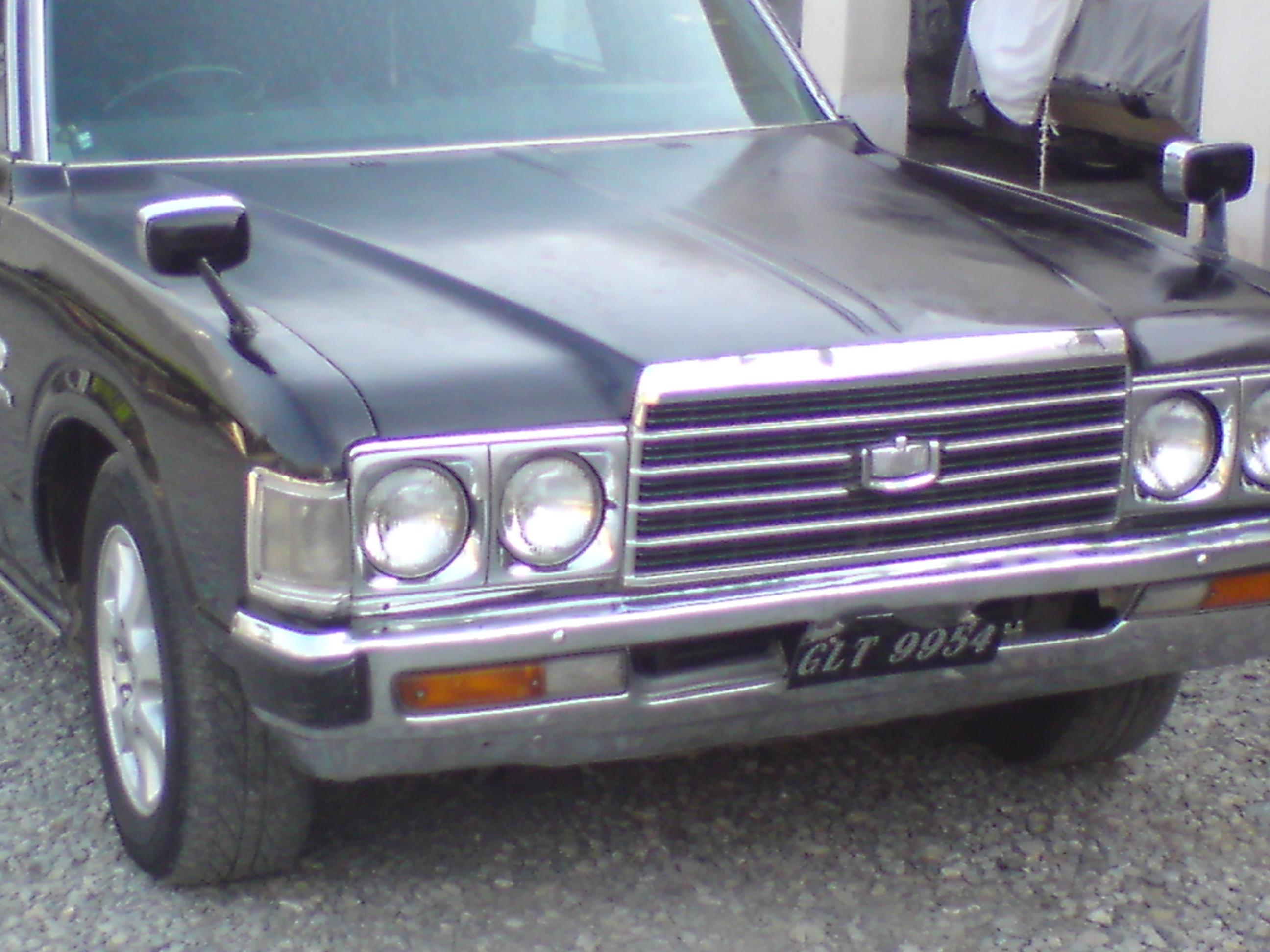 1979 Toyota Crown #16
