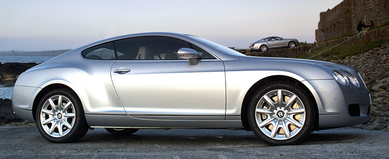 2003 Bentley Continental #8
