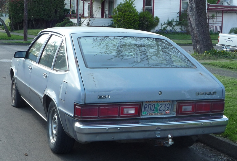 1980 Chevrolet Citation #20