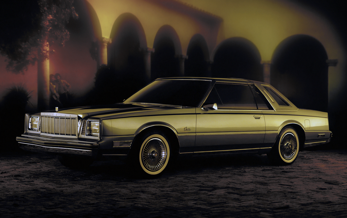 1980 Chrysler Cordoba #21