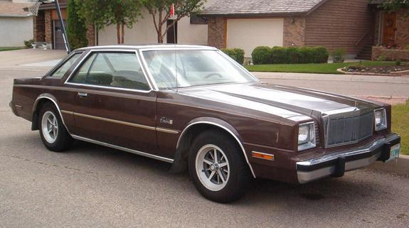 1980 Chrysler Cordoba #18