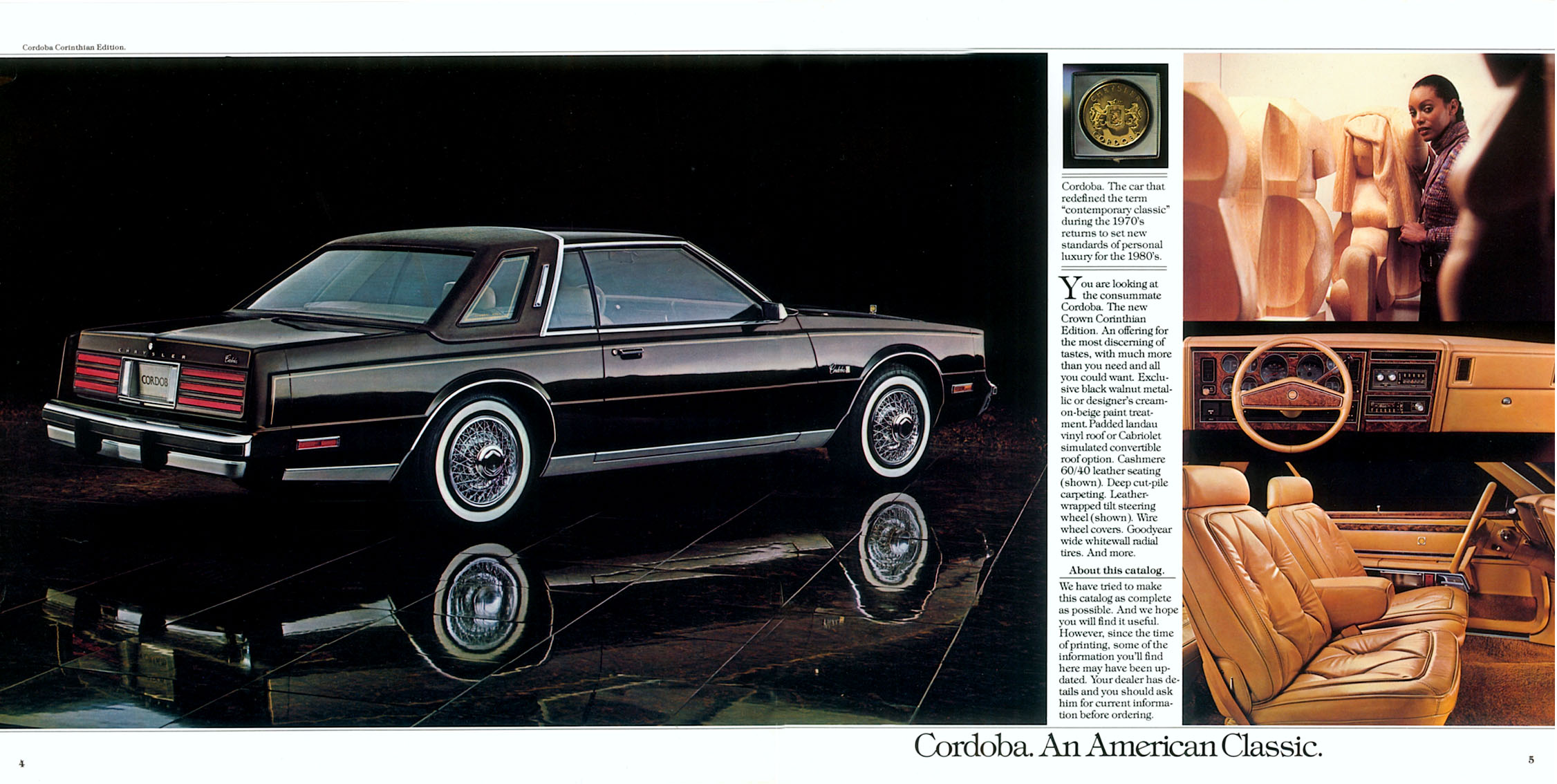 1980 Chrysler Cordoba #19