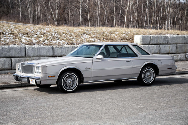 1980 Chrysler Cordoba #17