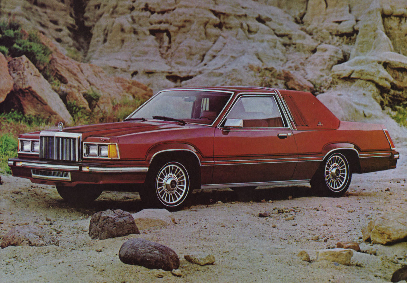 1980 Ford Cougar #16