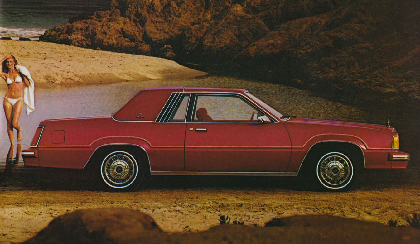 1980 Ford Cougar #18