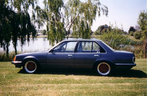 1980 Holden Commodore #20