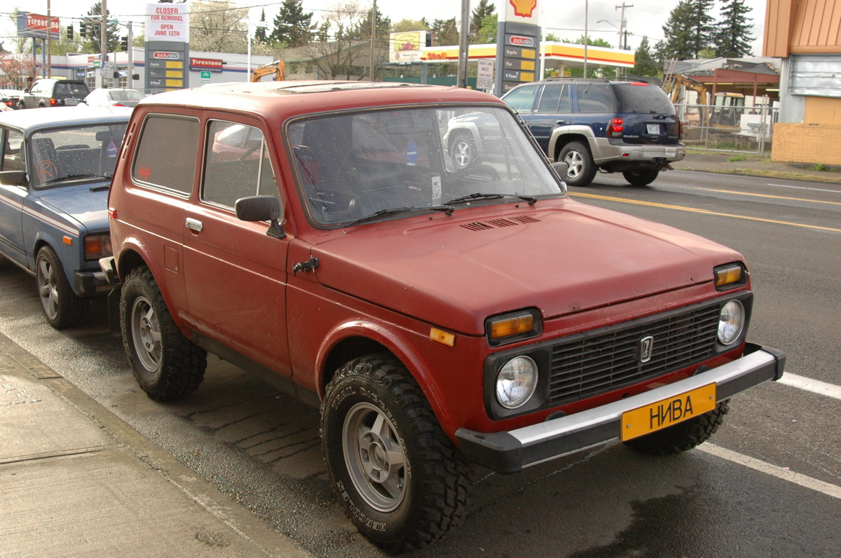 1980 lada niva photos informations articles. Black Bedroom Furniture Sets. Home Design Ideas