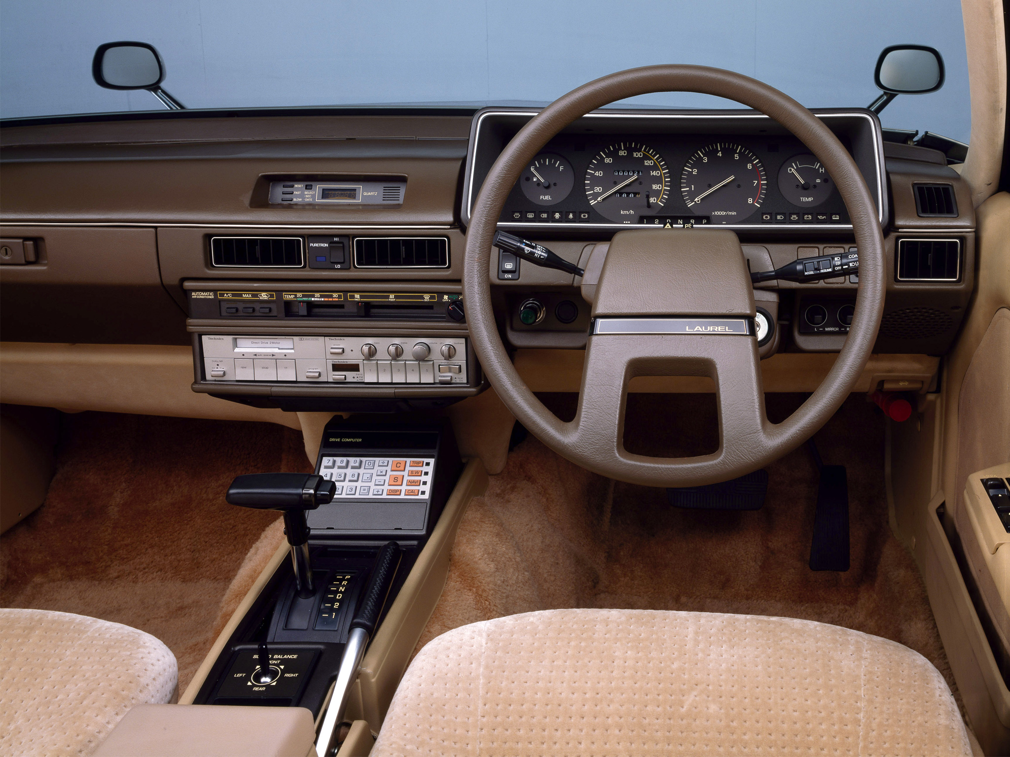 1980 Nissan Laurel #27