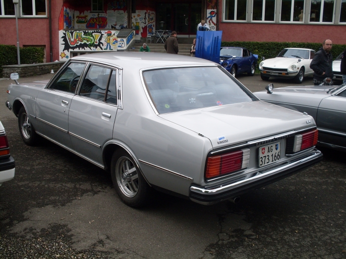 1980 Nissan Laurel #28