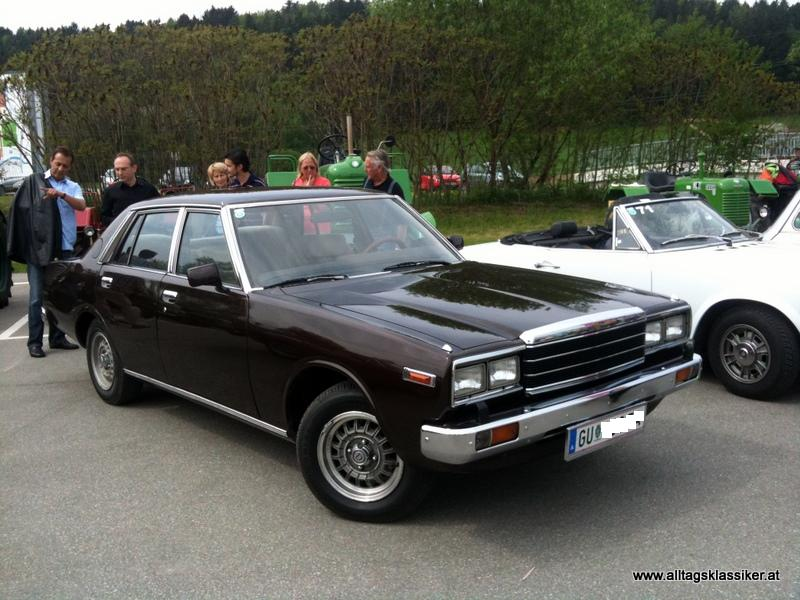 1980 Nissan Laurel #24