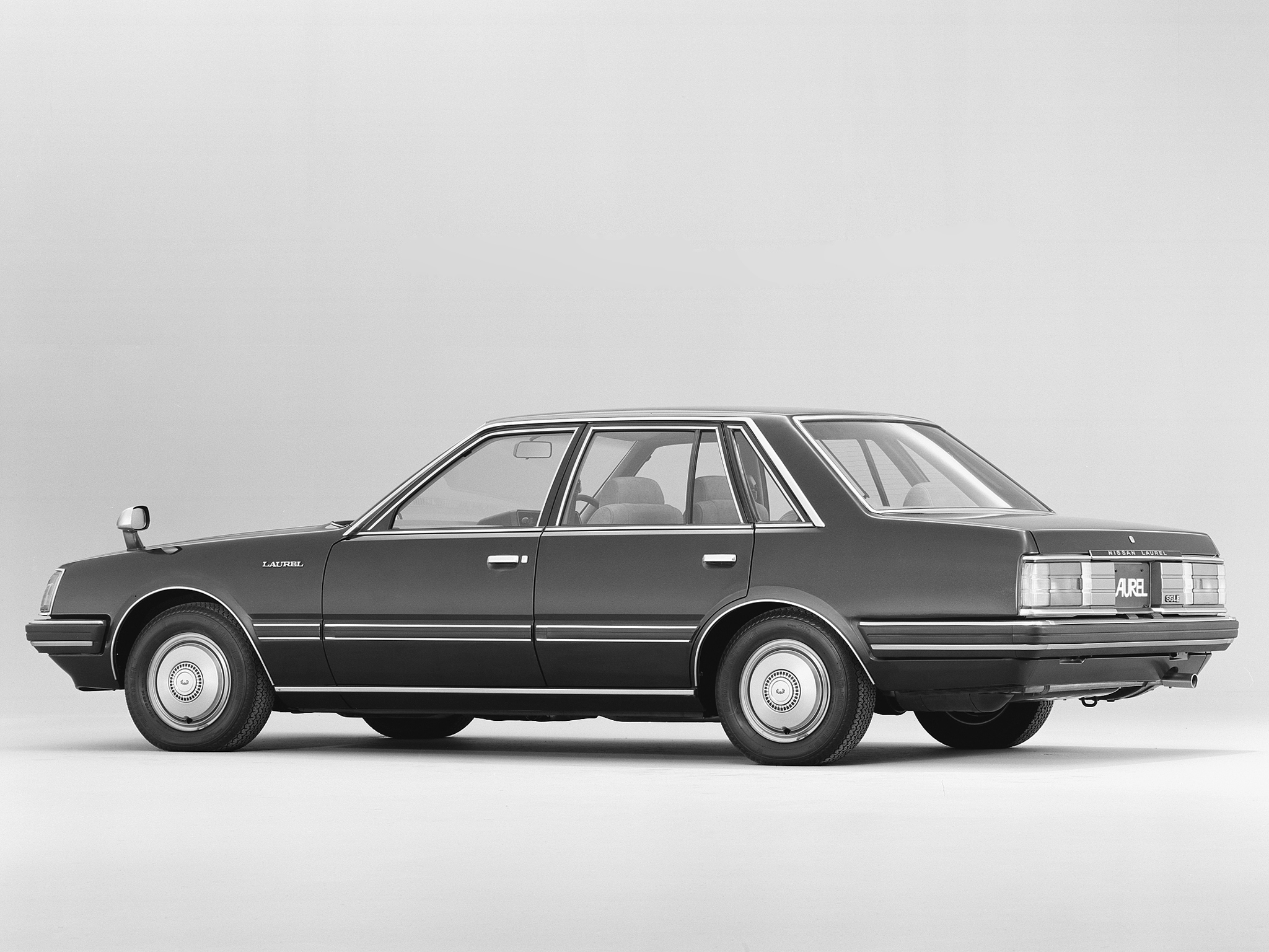 1980 Nissan Laurel #20