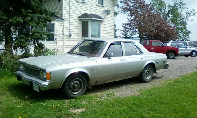 1980 Plymouth Volare #21