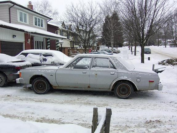 1980 Plymouth Volare #25