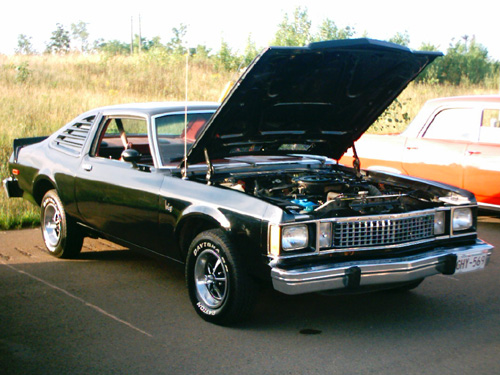 1980 Plymouth Volare #24