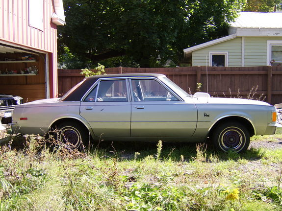 1980 Plymouth Volare #29