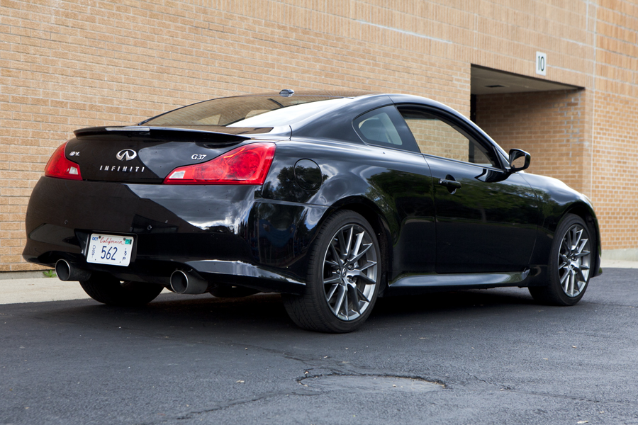 2012 Infiniti G Coupe Photos Informations Articles Bestcarmag