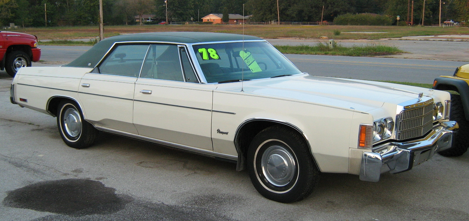1981 Chrysler Newport #17